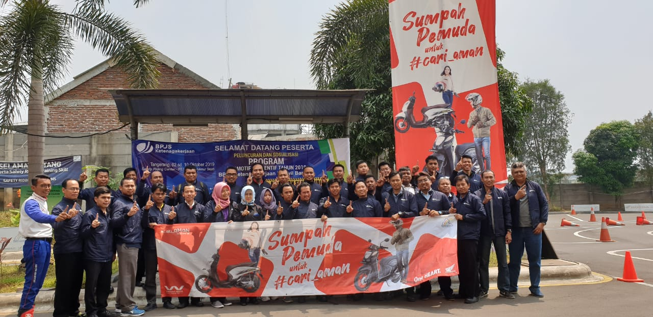 Safety Riding BPJS