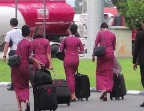 Diklat Pramugari Lion Air Grup