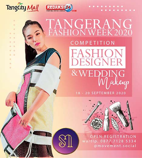 competition Tangerang Fashion Week 2020