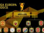 Lolos ke Semifinal, MU, Arsenal, All-English Final, Liga Europa, Semifnal,